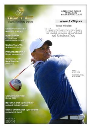 Časopis 1x2tip - KVĚTEN 2014