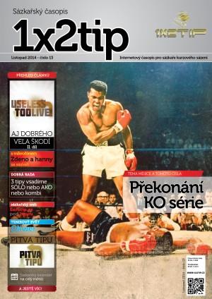 Časopis 1x2tip - LISTOPAD 2014
