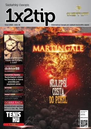 Časopis 1x2tip - ÚNOR 2015