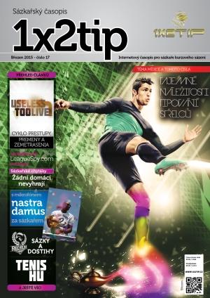 Časopis 1x2tip - BŘEZEN 2015