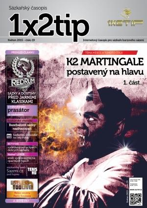 Časopis 1x2tip - KVĚTEN 2015