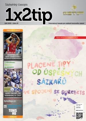Časopis 1x2tip - ZÁŘÍ 2015