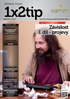 Časopis 1x2tip - ŘÍJEN 2015