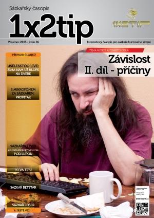 Časopis 1x2tip - PROSINEC 2015