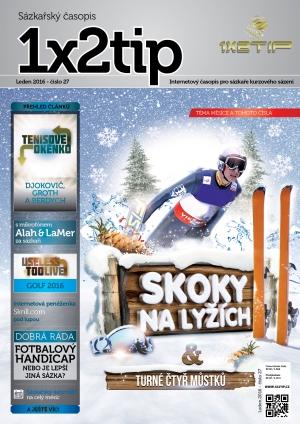 Časopis 1x2tip - LEDEN 2016