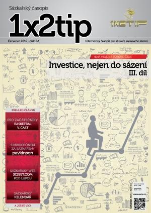 Časopis 1x2tip - ČERVENEC 2016