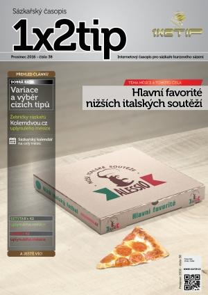 Časopis 1X2tip - PROSINEC 2016