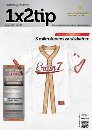 Časopis 1X2tip - KVĚTEN 2017