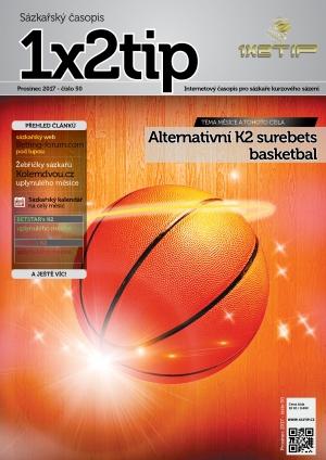 Časopis 1X2tip - PROSINEC 2017