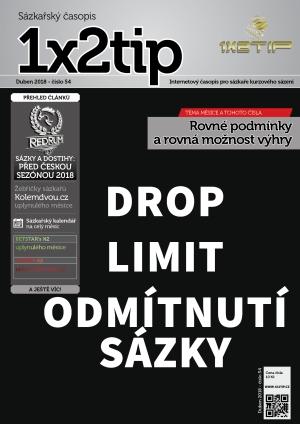 Časopis 1X2tip - DUBEN 2018