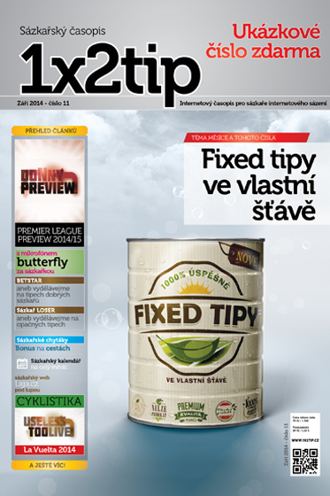 Časopis 1x2tip - DUBEN 2014